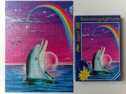 Ravensburger Puzzle Flipper Delfin nachtleuchtend