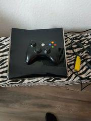 Xbox 360 konsole incl zubehör