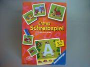 Spiel Erstes Schreibspiel Ravensburger Lernspiel