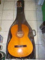 4 4 Gitarre Konzertgitarre - Mensur