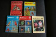 Vogel -Tierbücher