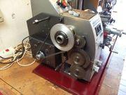 Drehmaschine Fräsmaschine Weiss WMP250V Drehbank