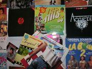 XXL ROCK POP Schallplatten Singles