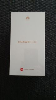 Huawei P30 Verschweißt