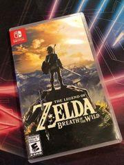 Zelda Nintendo switch Spiel