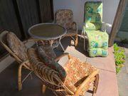 Sitzgarnitur Garten Terrasse
