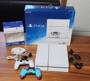 PS4 2 TB Weiss 2