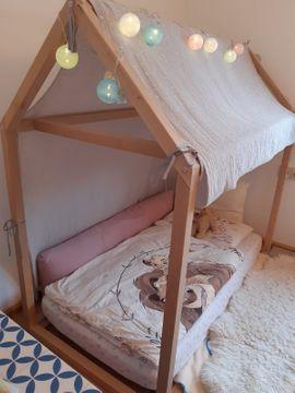 Bild 4 - Hausbett - Mühltal