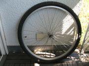 Vorderrad komplett Laufrad Alu Felge