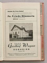 Vorarlbergensien Bücher Postkarten und Fotografien