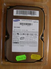 Festplatte 120 GB