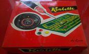 Roulette de Luxe mit Chips