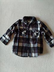 Holzfällerhemd Gr 72