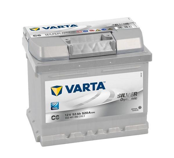 VARTA Silver Dynamic - neue Autobatterie