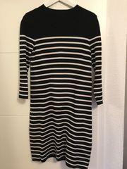 Hallhuber Kleid Größe 34 dunkelblau
