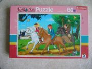 Bibi Tina Puzzle 60 Teile