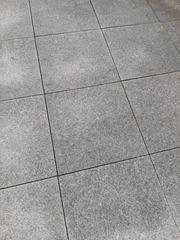 Granit Terrassenplatten 60x60x3cm gebraucht