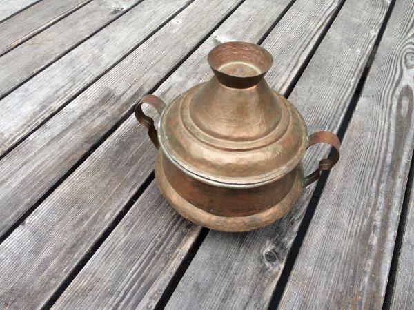 Kupfergefäß iranischer Herkunft