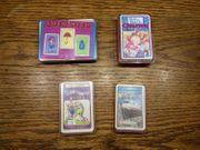 Kartenspiele Quartett Memory Quiz