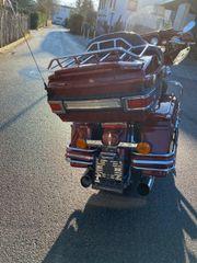Motorrad Harley Davidson E Glide