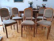 Stuhl Stühle Polsterstuhl 6 Stück