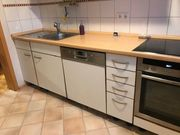Einbauküche - ohne Elektrogeräte
