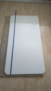 Ikea Tischplatte weiß 160x80 cm