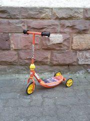 Tretroller Kinderroller Nitro Street X
