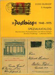 B865 BURHOP Postkrieg 1948 - 1975