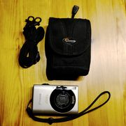 Superkleine Digitalkamera Canon Ixus 85