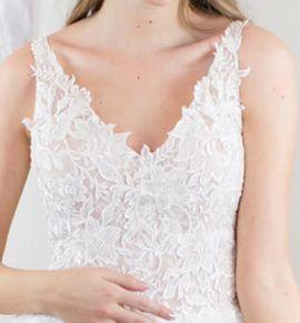 Alles für die Hochzeit - Sanna Lindström Brautkleid - Sondermodell ELSA