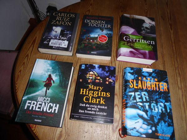 Bücher Triller Fantasy