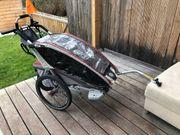 Chariot CX 1 Fahrradanhänger Sport