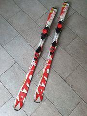 Junior-Ski Atomic Redster mit Bindung