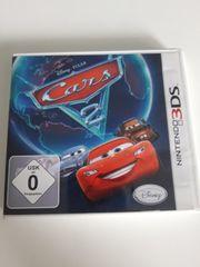 Cars 2 Nintendo 3DS Spiel