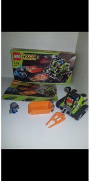 Lego Power Miners 8958 - Felsensprenger