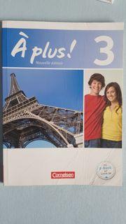 Schulbuch A plus 3 Grammatik