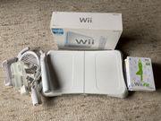 Wii Konsole inkl Balance Board