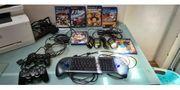 PS2 Spiele eye toy kamera