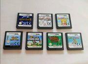 Nintendo DS Spiele Nintendo DS