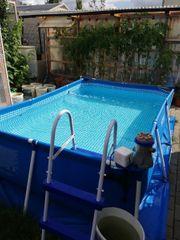 Pool zu verkaufen 300x200x75 mit