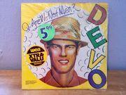 DEVO Schallplatte Vinyl LP Q