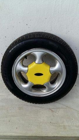 Ein Ford Ka Reifen Sonderedition: Kleinanzeigen aus Hückelhoven - Rubrik Sonstige Reifen