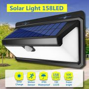 Outdoor Solar Power Wall Lights