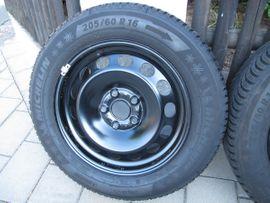 Sonstige Reifen - 4 Winterräder Winterreifen Michelin 205