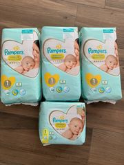Pampers premium protection 1
