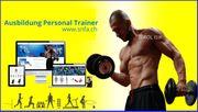 Fitness Ausbildung Online absolvieren - Schweiz -