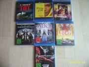 7 Stk Blu Ray Filme