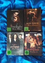 TWILIGHT DVD 1 - 4 Biss