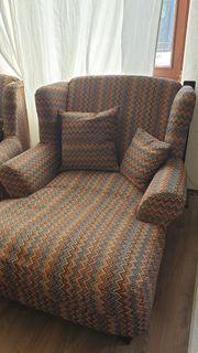 2x Megasessel Riesensessel Couchsessel
